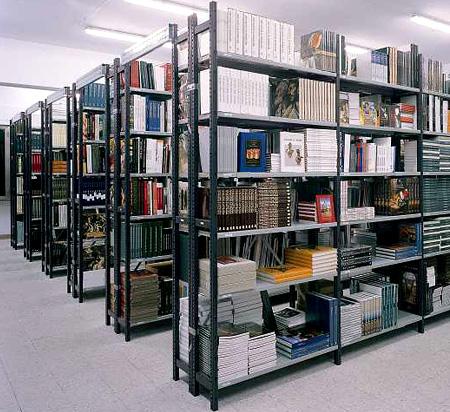 Estanterias metalicas metalkom sistemas almacenaje - Estanteria sin tornillos ...