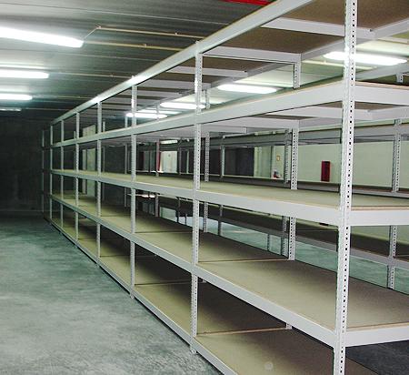 estanterias metalicas metalkom estanteria de media carga