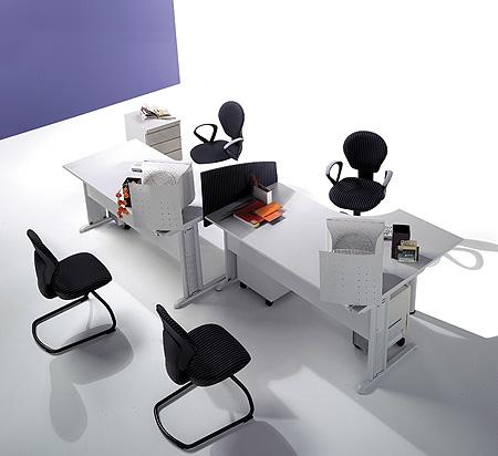 Estanterias metalicas sistemas almacenaje metalkom for Mobiliario oficina precios